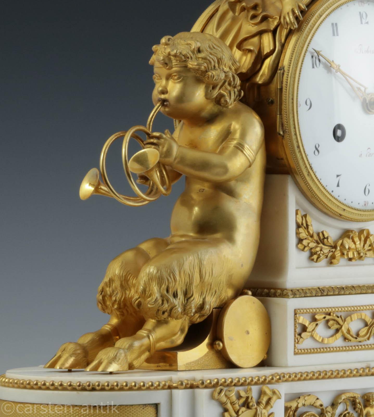 Quartz mechanism Machines watchmaker clock needles P4N5